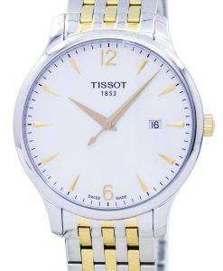 ティソ T-古典的な伝統水晶 T063.610.22.037.00 T0636102203700 メンズ腕時計