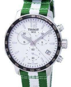 ティソ Quickster NBA のボストン ・ セルティックス T095.417.17.037.17 T0954171703717 メンズ腕時計