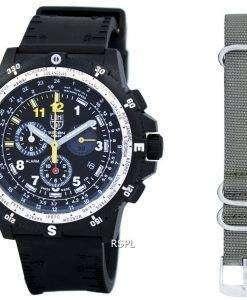 ルミノックス偵察チーム リーダー クロノグラフ 8840 シリーズ水晶 XL.8842.MI.SET メンズ腕時計