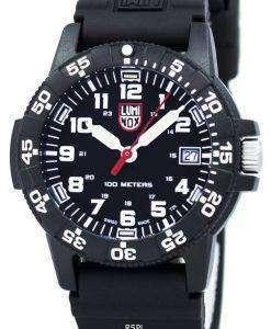 ルミノックス オサガメ海カメ 0300 シリーズ水晶 XS.0301 メンズ腕時計