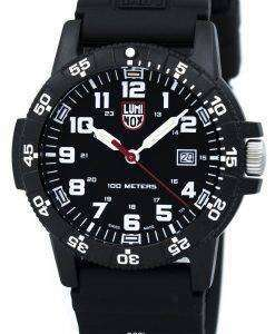 ルミノックス オサガメ海タートル巨人 0320 シリーズ水晶 XS.0321 メンズ腕時計