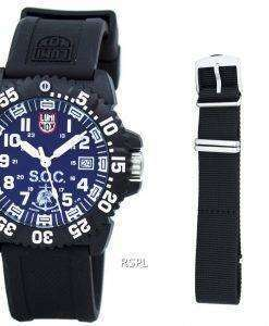 ルミノックス スペックオプス挑戦 3050 シリーズ水晶 XS.3053.SOC.SET メンズ腕時計