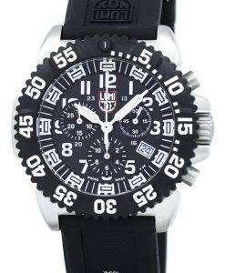 ルミノックス ネイビー シール カラーマーク クロノグラフ 3180 シリーズ水晶 XS.3181 メンズ腕時計