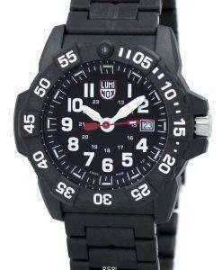 ルミノックス ネイビー シール 3500 シリーズ水晶 XS.3502 メンズ腕時計