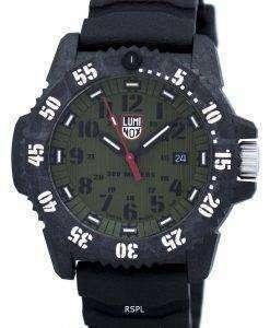 ルミノックス マスター カーボン シール 3800 シリーズ水晶 XS.3813 メンズ腕時計