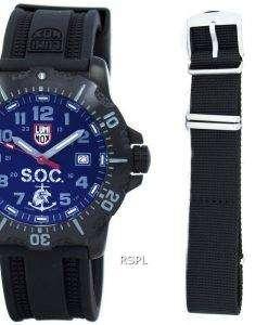 ルミノックス スペックオプス挑戦 4220 シリーズ水晶 XS.4223.SOC.SET メンズ腕時計