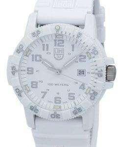 ルミノックス オサガメ海タートル巨人 0320 シリーズ水晶 XS.0327.WO メンズ腕時計