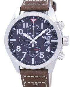 市民クロノグラフ クォーツ AN3620-01 H メンズ腕時計