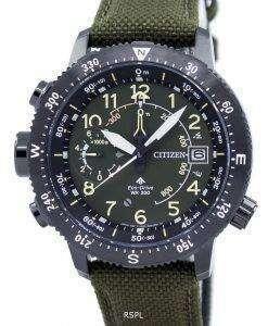市民プロマスター エコ ・ ドライブ パーペチュアル カレンダー メンズ腕時計 X BN4045-12 を 200 M