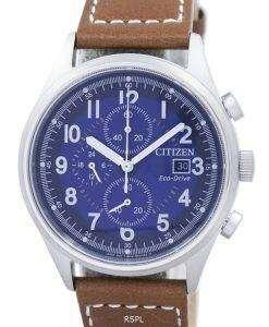 チャンドラー市民エコ ・ ドライブ クロノグラフ CA0621-05 L メンズ腕時計