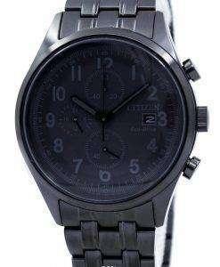チャンドラー市民エコ ・ ドライブ クロノグラフ アナログ CA0625 55E メンズ腕時計