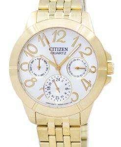 市民石英アナログ 56A ED8102 レディース腕時計