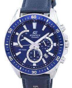 カシオ エディフィス クロノグラフ クォーツ EFR-552 L-2AV メンズ腕時計