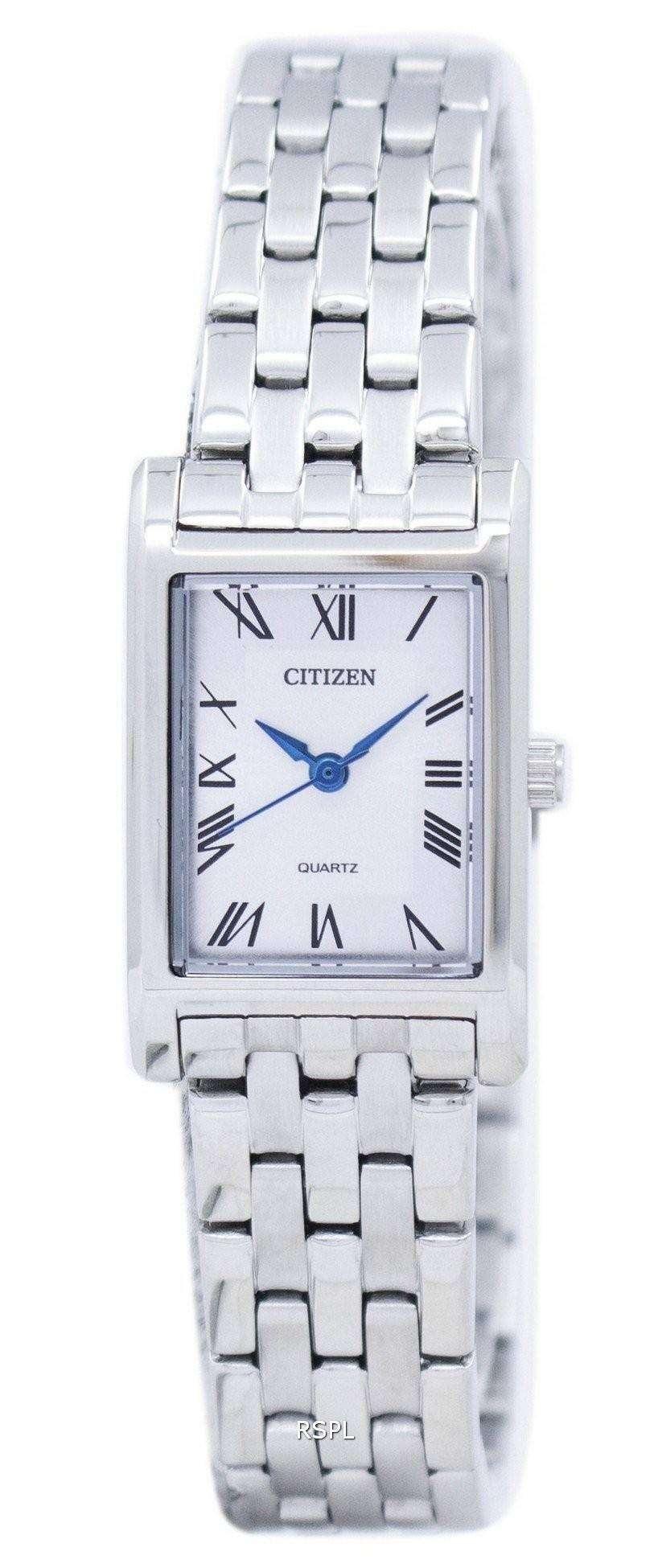 シチズンクォーツ アナログ EJ6120 54 a レディース腕時計