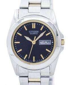 市民石英アナログ EQ0564 59E レディース腕時計