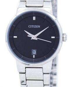 市民石英アナログ EU6010 53E レディース腕時計