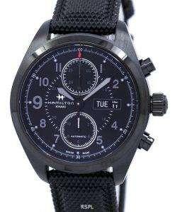 ハミルトン カーキ フィールド オート クロノ H71626735 メンズ腕時計