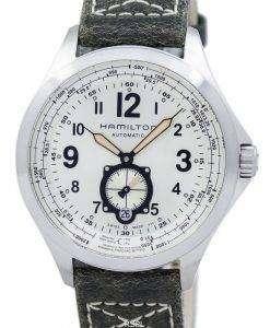 ハミルトン カーキ Avaition QNE 自動 H76655723 メンズ腕時計