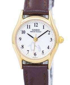 カシオ石英ペンギン ダイヤル アナログ LTP 1094Q 7B6 レディース腕時計