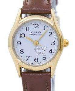 カシオ石英アナログ LTP 1094Q 7B7 レディース腕時計