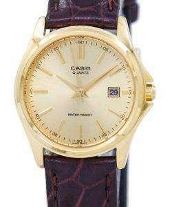 カシオ石英アナログ LTP 1183Q 9A レディース腕時計