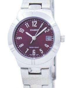 カシオ石英アナログ LTP 1241 D-4 a 2 レディース腕時計