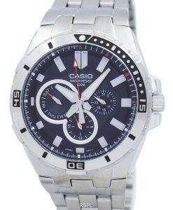 カシオ石英 MTD 1060 D 1AV メンズ腕時計