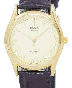 カシオ石英 MTP 1094Q 9A メンズ腕時計