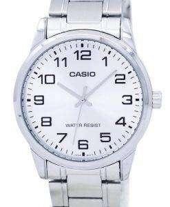 カシオ石英アナログ MTP V001D 7B メンズ腕時計