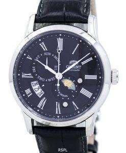 日・月自動日本 SAK00004B メンズ腕時計オリエントします。