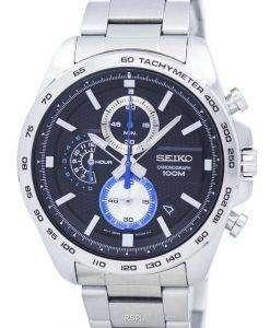 セイコー クロノグラフ タキメーター石英 SSB257 SSB257P1 SSB257P メンズ腕時計