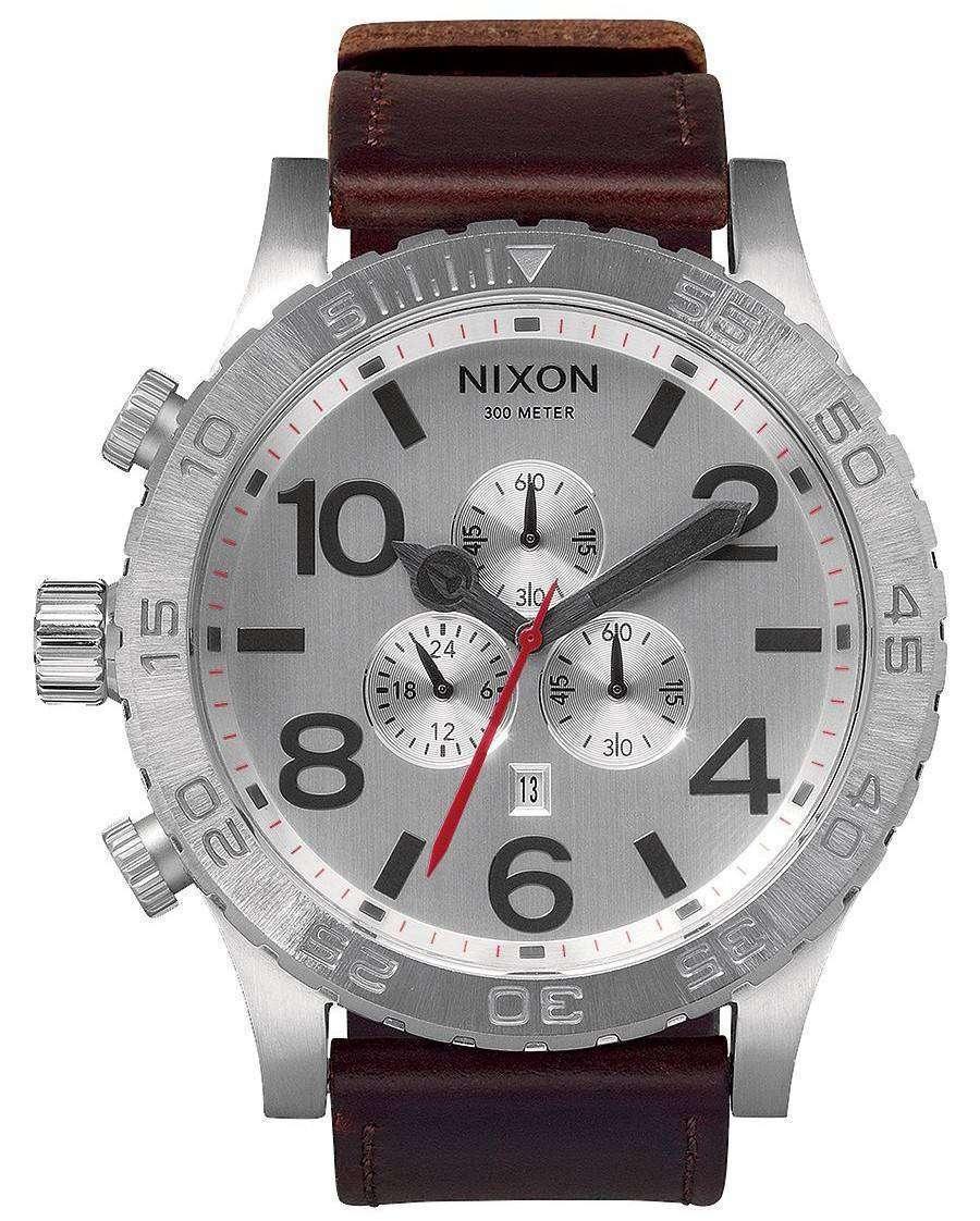 ニクソン 51-30 クロノ クォーツ A124-1113-00 メンズ腕時計