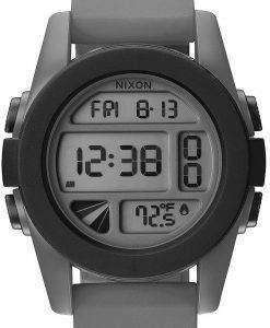 ニクソン ユニット デュアル タイム アラーム デジタル A197-195-00 メンズ腕時計