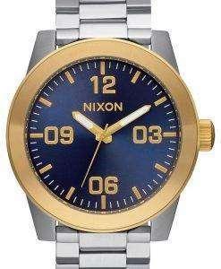 ニクソン伍長石英 A346-1922-00 メンズ腕時計