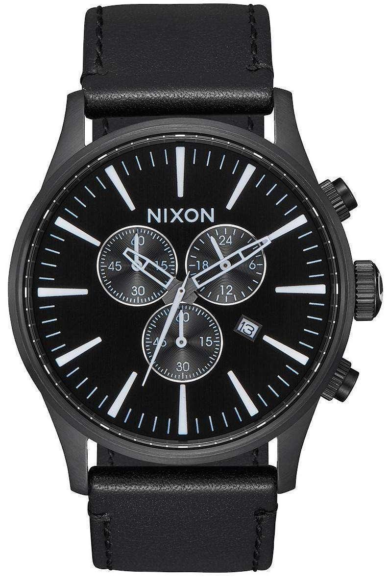 ニクソン歩哨クロノクォーツ A405-756-00 メンズ腕時計