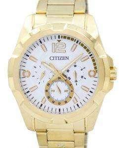 市民石英 AG8332 56A メンズ腕時計