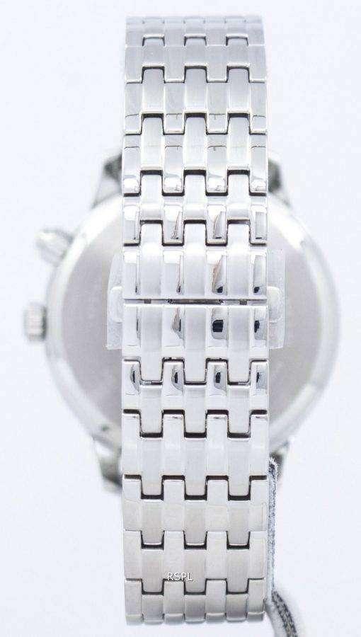 市民エコドライブ ムーン フェーズ日本 56A AP1050 メンズ腕時計