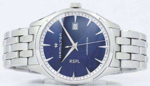 ハミルトン ジャズ マスター クオーツ H32451141 メンズ腕時計