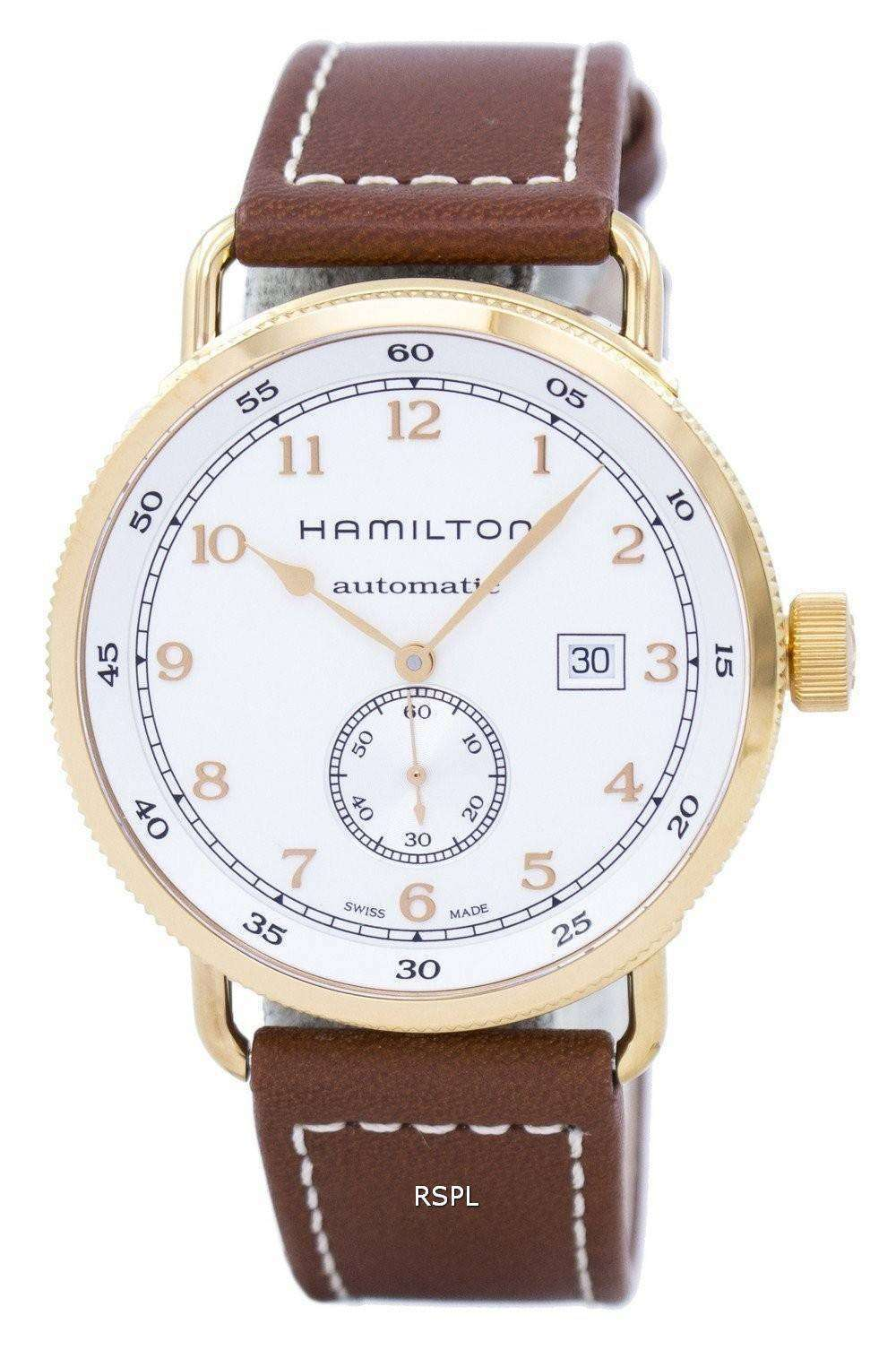 Hamilton Khaki Navy Pioneer Automatic H77745553 Men's Watch