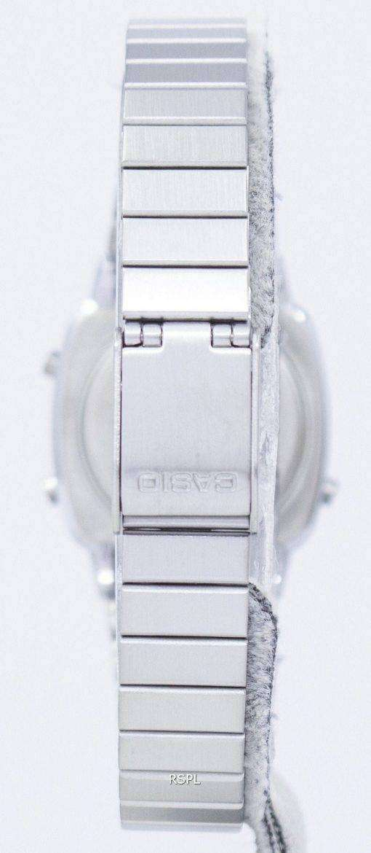 カシオ目覚ましデジタル 2 D ラ-670WA レディース腕時計