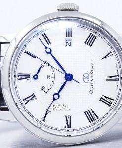 オリエント スター自動パワー リザーブ日本製 SEL09004W0 メンズ腕時計