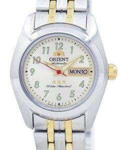 オリエント自動 SNQ23004C8 レディース腕時計