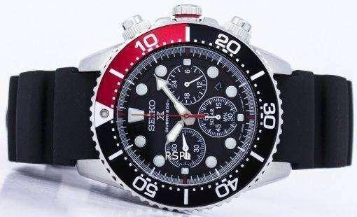 セイコー プロスペックス ダイバー ソーラー クロノグラフ 200 M SSC617 SSC617P1 SSC617P メンズ腕時計