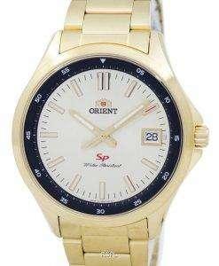 オリエントのスポーティなクォーツ日本製 SSQ00001C0 メンズ腕時計