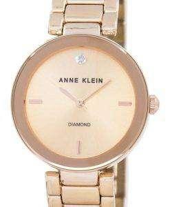 アン ・ クライン石英 1362RGRG レディース腕時計