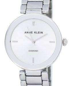 アン ・ クライン石英 1363SVSV レディース腕時計