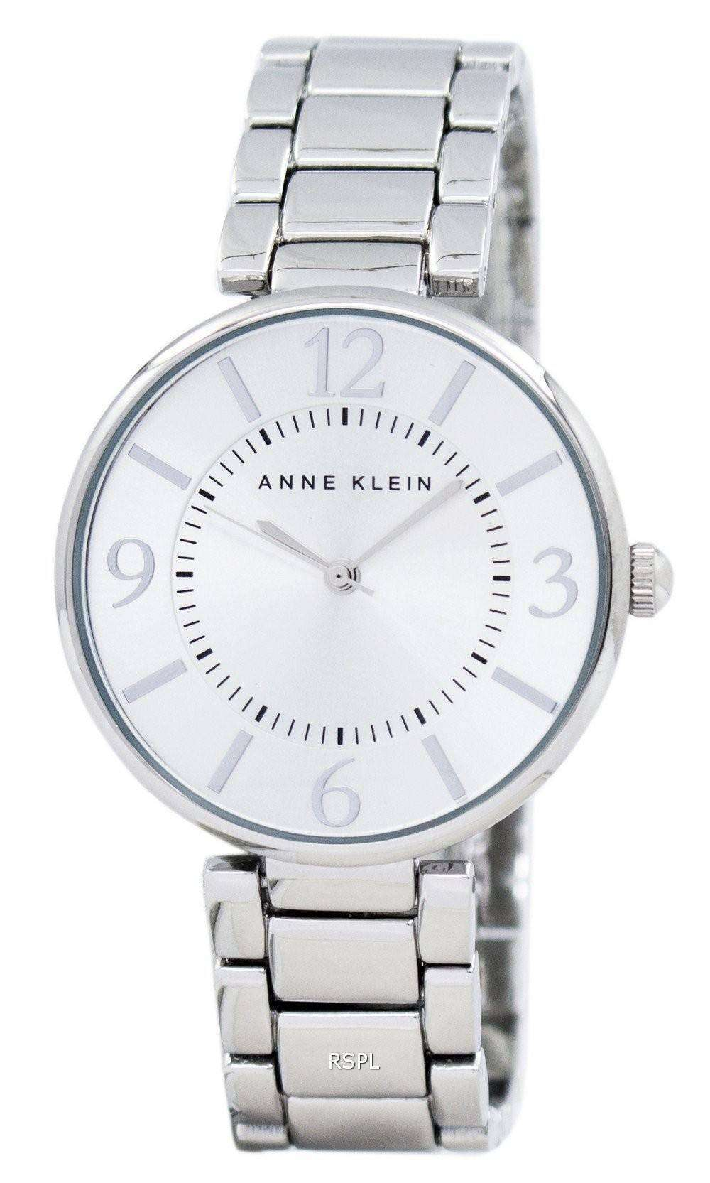 アン ・ クライン石英 1789SVSV レディース腕時計