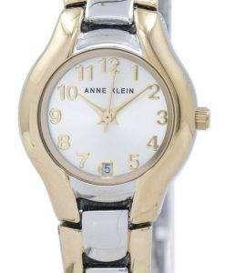 アン ・ クライン ドレス石英 6777SVTT レディース腕時計