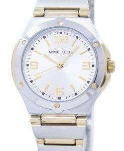 アン ・ クライン石英 8655SVTT レディース腕時計