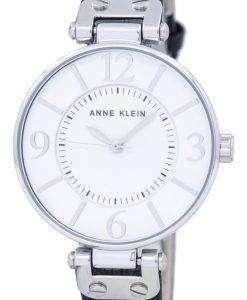 アン ・ クライン石英 9169WTBK レディース腕時計